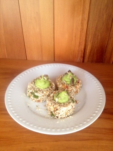 quinoa chickpea cakes